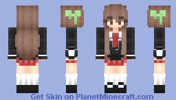 Rεquεsτ~ {Scαrlεττ-Chαη} Minecraft Skin