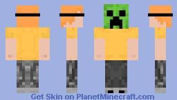 Minecon Guy Minecraft Skin