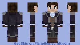 Dress Uniform Minecraft Skin
