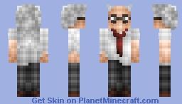 Senator Bernie Sanders Minecraft Skin