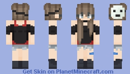 Starstrukk~ Minecraft Skin