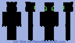 Toothless Minecraft Skin