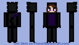 DragonGirl Minecraft Skin