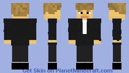 MagnusCarlsen Minecraft Skin