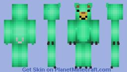King's Spear - Bear Mode Minecraft Skin