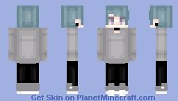 i dont know Minecraft Skin