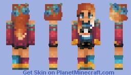 gσσ∂вүε 2016 Minecraft Skin