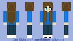 Mom's Skin ._. Minecraft Skin