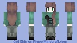 Karia and Karma | Storytime! Minecraft Skin
