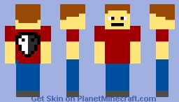 Human????? Minecraft Skin