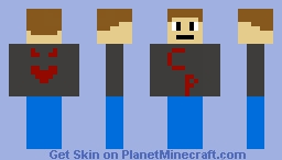 Generic Human Minecraft Skin