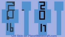 2016 passes Minecraft Skin
