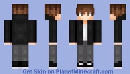 A request! Minecraft Skin