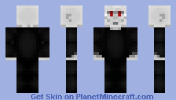 He-Who-Must-Not-Be-Named Minecraft Skin
