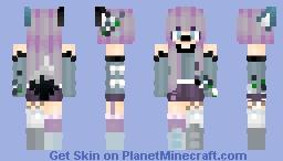 +~+Wolfie+~+ Minecraft Skin