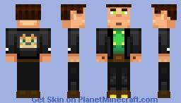 Aiden (Minecraft Story Mode) Minecraft Skin