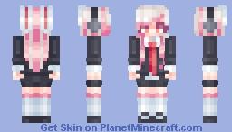 Skin Trade w/ Bastet_The_Miner   popreel :D Minecraft Skin