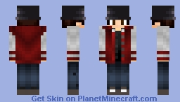 Ben Wolf Minecraft Skin