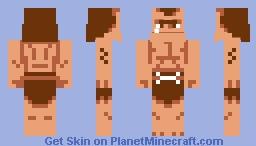 Caveman - PMC Class skin! Minecraft Skin