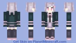 ¢нιαкι ・:*。・:*三(  o•ᴗ•)o Minecraft Skin