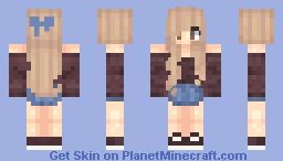 Skin Trade  with SugarDeer Minecraft Skin