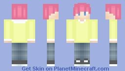 Skin trade ~ with Rutlollipop Minecraft Skin