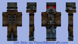 NCR Ranger combat armor [Now in 1.8 ! ] Minecraft Skin