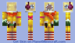 The Planet of Fish[CONTEST] Minecraft Skin