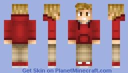 Redboy Minecraft Skins Planet Minecraft Community