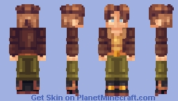 Contest Entry   Disney Characters   Arujan's Contest Minecraft Skin