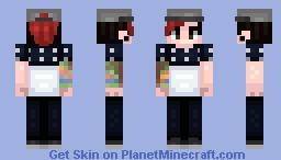 Josh Dun Minecraft Skin