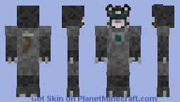 Khajiit | Skrim Race Minecraft Skin