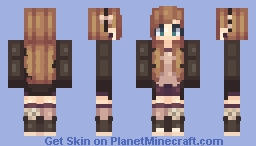 1 year on PMC ~ Requests Minecraft Skin