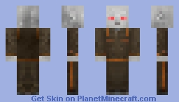 seegson synthetic from ALIEN ISOLATION Minecraft Skin