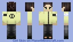 Shikadai Minecraft Skin