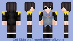 PocketMinecraft's Request Minecraft Skin