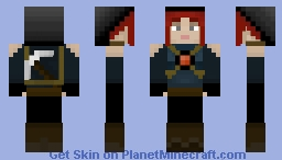 Mine Thief Minecraft Skin