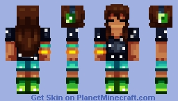 ♪ ♫ Magic BeatMaster ♩♬ Minecraft Skin