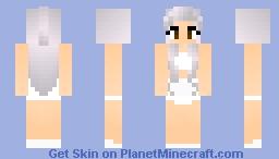 Ariana Grande - Focus - Outfit #3 - by KawaiiMoonlightKat Minecraft Skin