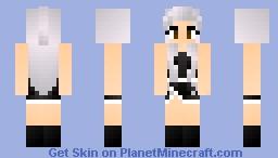 Ariana Grande - Focus - Outfit #4 - by KawaiiMoonlightKat Minecraft Skin