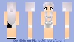 Ariana Grande - Focus - Outfit #5 - by KawaiiMoonlightKat Minecraft Skin