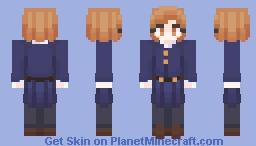 Nobara Kugisaki Minecraft Skin