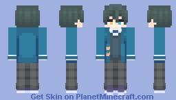 Mika Kagehira Minecraft Skin