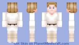 Luke Skywalker / Star Wars Character Minecraft Skin