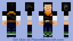 Android 17 Minecraft Skin