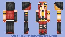 100 subs yayyyy Minecraft Skin