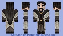 Aldric Minecraft Skin