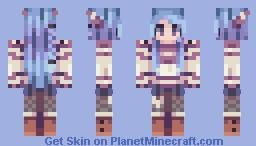 Comet Minecraft Skin