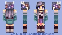 Aurora (Skin Trade with Ambience) Minecraft Skin