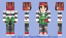 bareastuh // witchu's contest // male ver. in desc Minecraft Skin